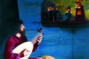 Atelier du conte en musique et en image avec marionnettes le samedi 3 mars à 15 h à Prévost