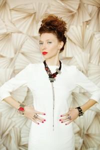 Soirée de lancement de la collection 2012 d'Anne-Marie Chagnon