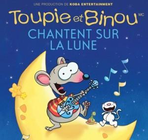 Toupie et Binou - les 24 et 25 février - Théâtre St-Denis