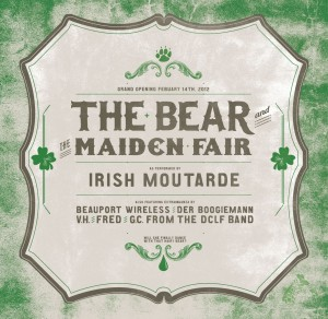 LE GROUPE DE ROCK CELTIQUE IRISH MOUTARDE