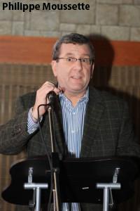 Le maire de Québec, monsieur Régis Labeaume