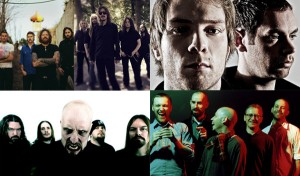Nero / Meshuggah /  Mastodon & Opeth / Mogwai et plus!