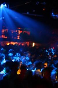 Salle comble au Belmont pour le concert du DJ électro Vitalic