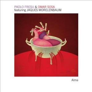 "Paolo Fresu et Omar Sosa featuring Jacques Morelenbaum ""Alma"""