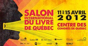 Salon international du livre de Québec 2012