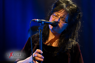 Susie Arioli tout en Jazz pour le lancement de All The Way