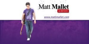 premier album de Matt Mallet