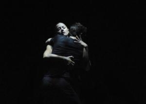 Yannick Matthon et Cindy Salgado