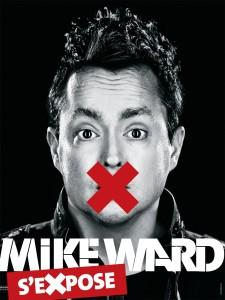 Mike Ward s'eXpose de retour les 28 et 29 septembre!