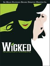 Wicked, du 1er au 26 août à la Place des Arts