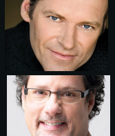 Luc Guérin et Alain Zouvi