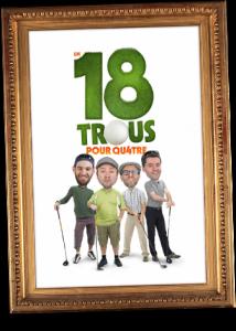 18 trous pour 4