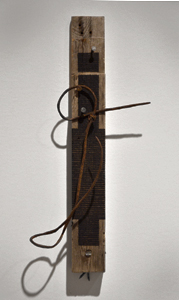 Voewood, 2010 de Roger Ackling