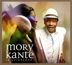 Mory Kante, nouvel album La Guineenne