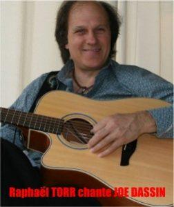 hommage à Joe Dassin le vendredi 4 mai 2012