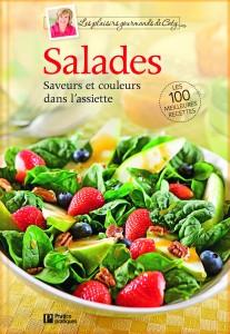 Les plaisirs gourmands de Caty : Savoureuses salades