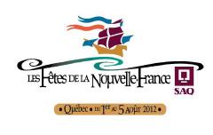 Fêtes de la Nouvelle-France du 1 au 5 août 2012