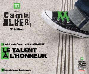 Un franc succès pour les auditions du 7e Camp de blues  Le talent à l'honneur