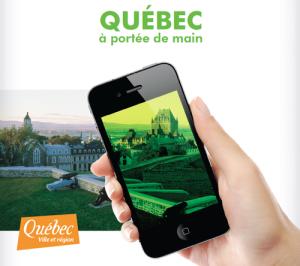 L¹Office du tourisme de Québec se lance dans la mobilité