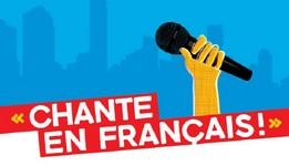 Concours « Chante en Français » 2012