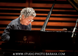 Chick Corea, submergé par son art!