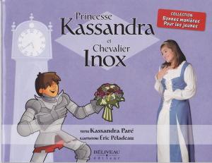 Princesse Kassandra et le Chevalier Inox