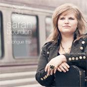 L'auteure-compositeure-interprète Sarah Bourdon