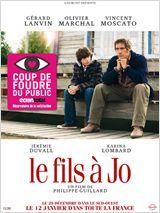 Sorties DVD du mardi 10 avril - Le fils à Jo et Envoyés très spéciaux