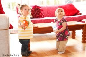 Les bébés mènent le bal chez Bougeotte & Placotine !