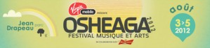 OSHEAGA 2012 - Nouveaux groupes et programmation quotidienne