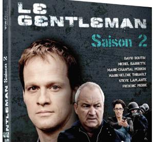 Le Gentleman Saison 2, sur DVD le 24 avril