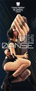 La saison de danse 2012-2013 au Grand Théâtre