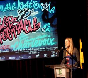 MÉLISSA LAVERGNE : talentueuse artiste et porte-parole du 33e concours Cégeps en spectacle !
