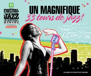 Le Festival International de Jazz de Montréal du 28 juin au 7 juillet 2012