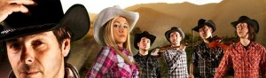 GILL & GANG GOES COUNTRY