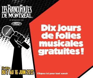Dix jours de folies musicales gratuites aux FrancoFolies.