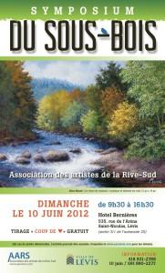Symposium du Sous-Bois Le dimanche10 juin 2012