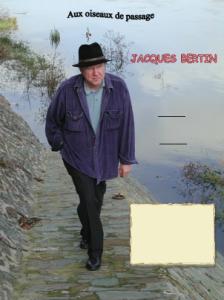 Jacques Bertin présente 3 spectacles au Québec en mai