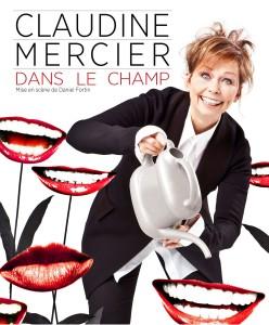 Claudine Mercier : 100 000 billets vendus!