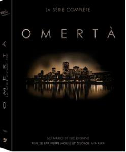 Omertà - Série complète, sur DVD le 15 mai