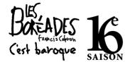 Boréades de Montréal et concert de la 16e saison Dialoghi di flauti