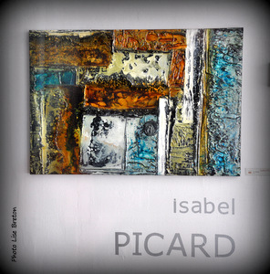 L'oeuvre d'Isabel Picard