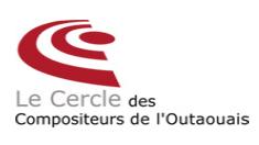 Cercle des compositeurs de l'Outaouais