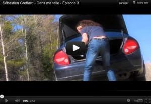 Sébastien Greffard présente sa troisième capsule vidéo!