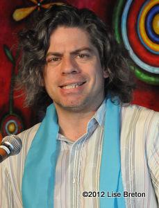 Sylvain Massé, Président du Théâtre Motus et président du Conseil Québécois du Théâtre