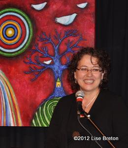 Louise  Allaire,  directrice  artistique  et générale