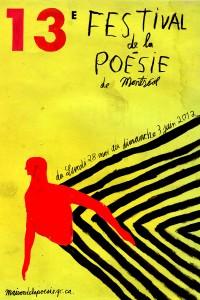Maison de la poésie, aura lieu du 28 mai au 3 juin 2012