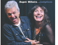 Andrée Dupré et Jean Millaire