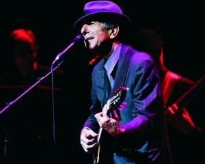Détails - Leonard Cohen - 2 décembre 2012 - Colisée Pepsi