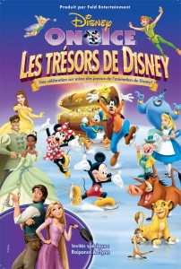 Disney On Ice: Les trésors de Disney - du 26 au 30 septembre - Centre Bell